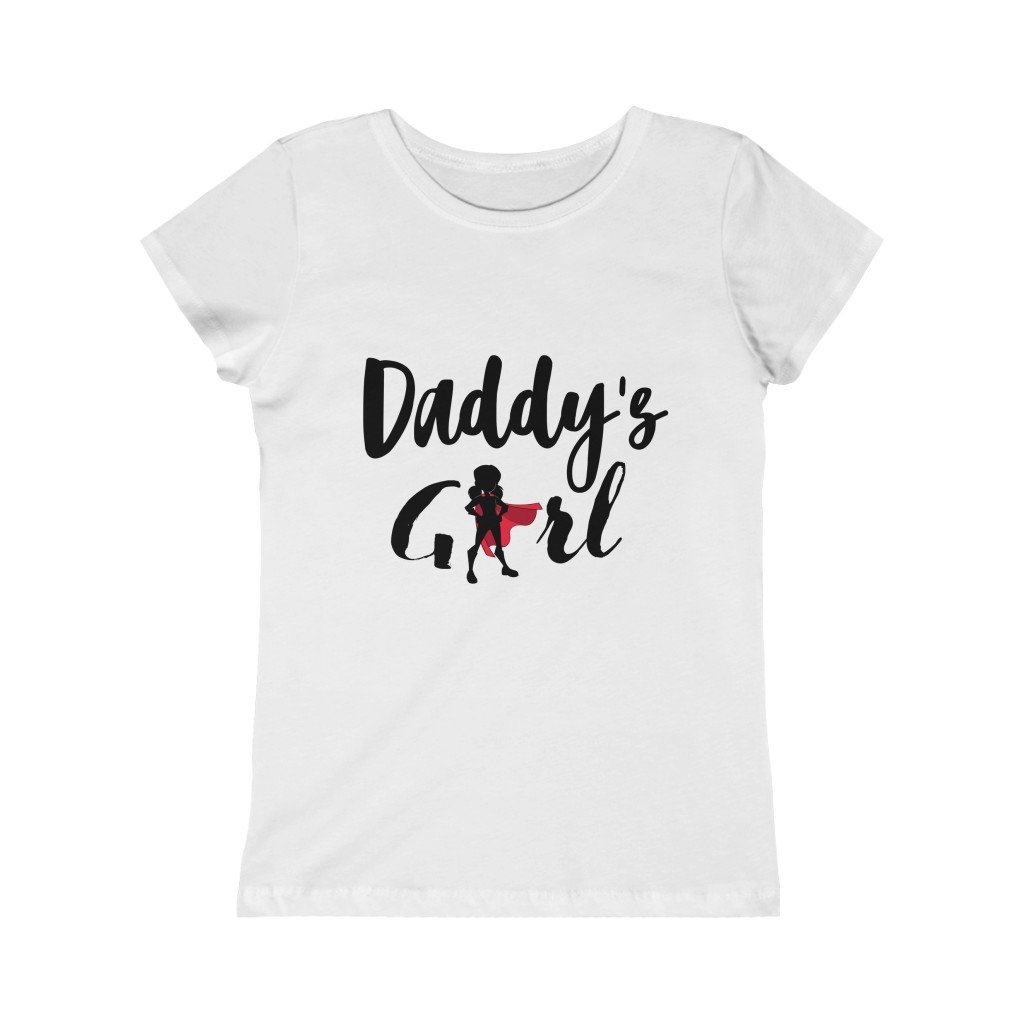 Daddy's Girl Kids Tee