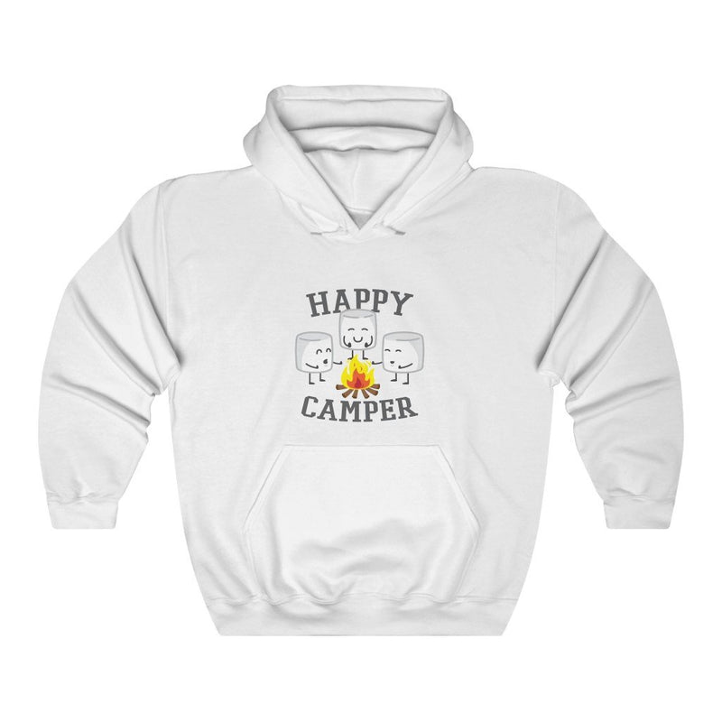 Happy Camper Hoodie - Upstart Clothing Company