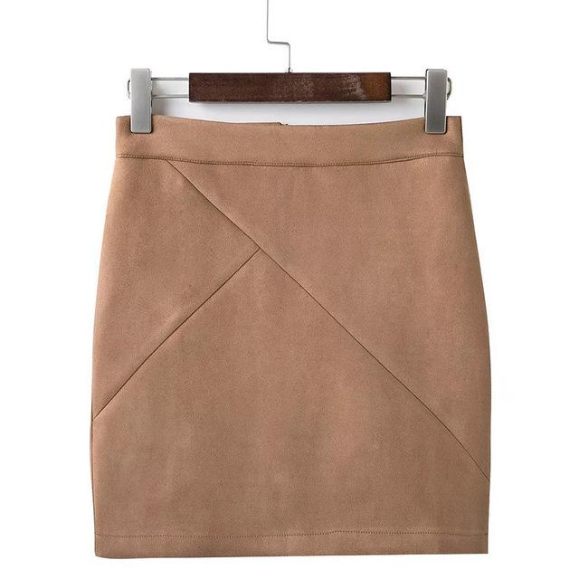 High Waist Mini Skirt - Upstart Clothing Company