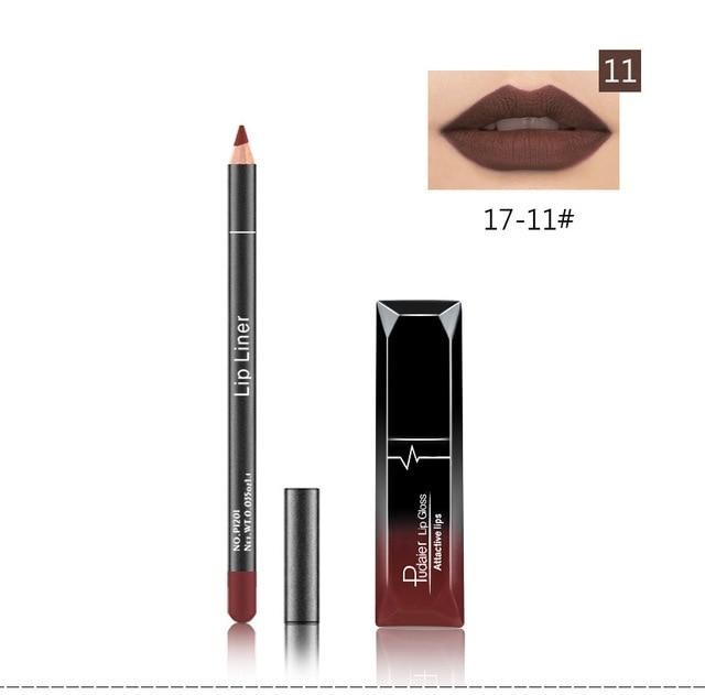 Waterproof Nude Lip Liner Pencil - Upstart Clothing Company