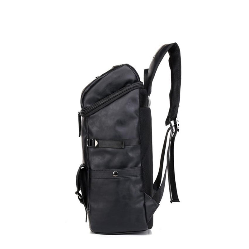 Leather Backpack - Upstart Clothing Company