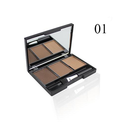 Powder Palette Waterproof Shade For Eyebrows - Upstart Clothing Company