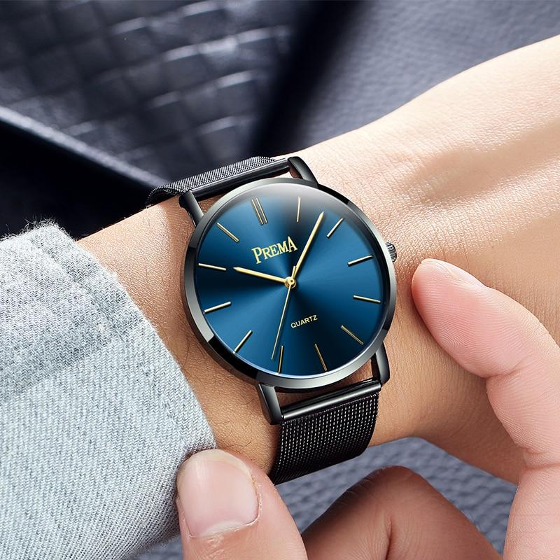 Slim Bracelet Couple Watch - Upstart Clothing Company