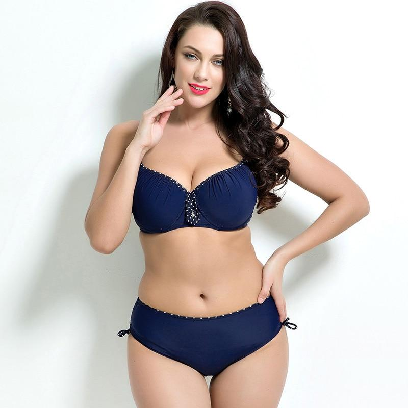 Large Cup Push Up Bikini - Upstart Clothing Company