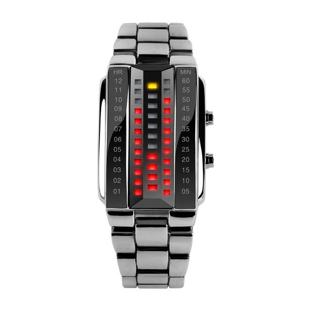 Unique LED Electronic Couples Watches - Upstart Clothing Company