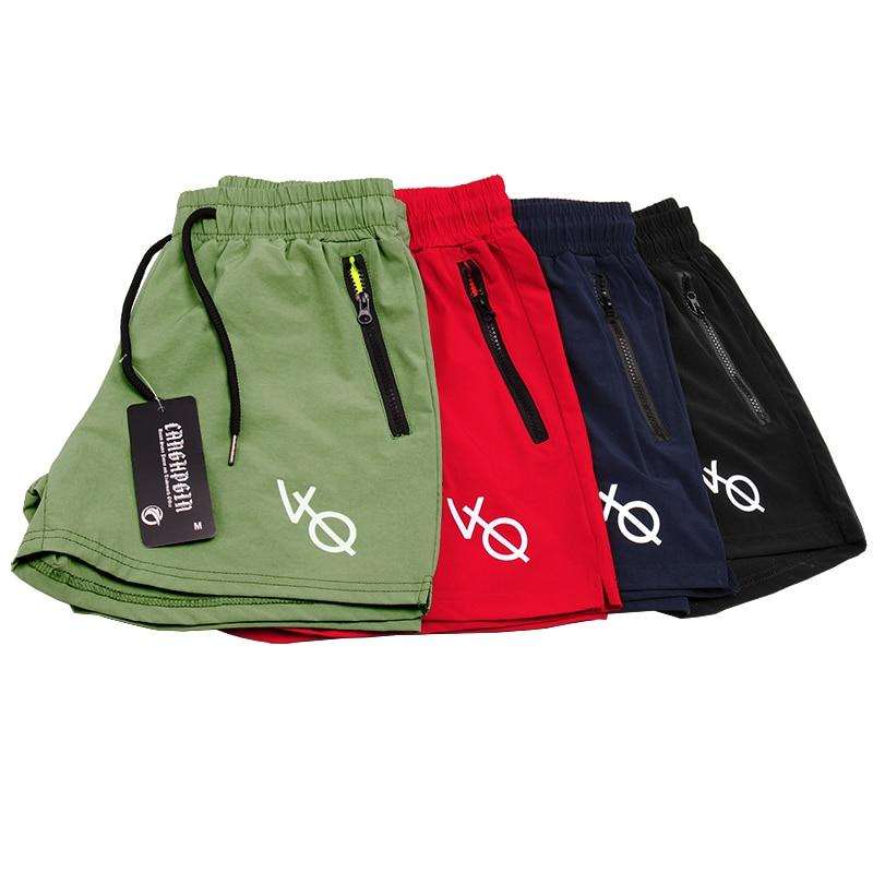 Boxer Swimming Shorts with Zippered Pocket - Upstart Clothing Company
