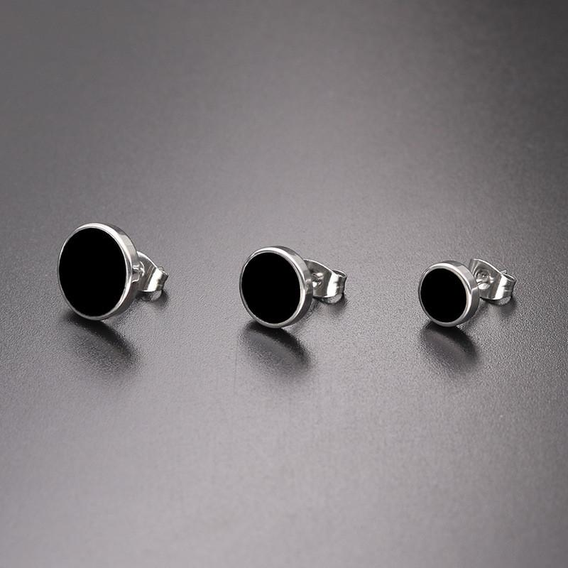 Dumbbell Personality Stud Earrings - Upstart Clothing Company