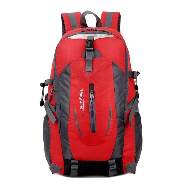 Waterproof Nylon Backpack - Upstart Clothing Company