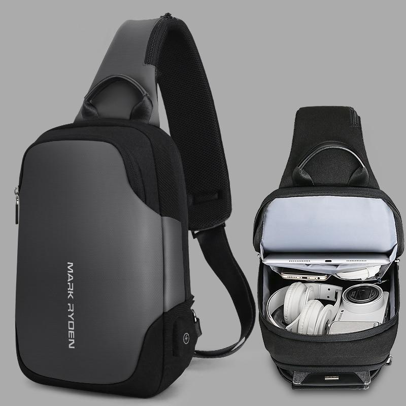 Waterproof Anti-Theft Backpack - Upstart Clothing Company