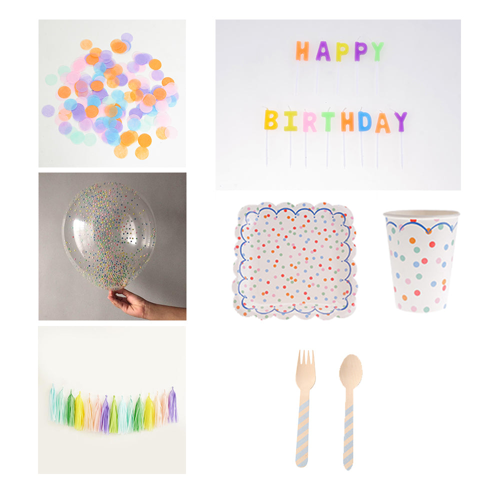 PARTYFETTI BUNDLE