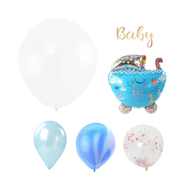 Baby Boy Word Party Set