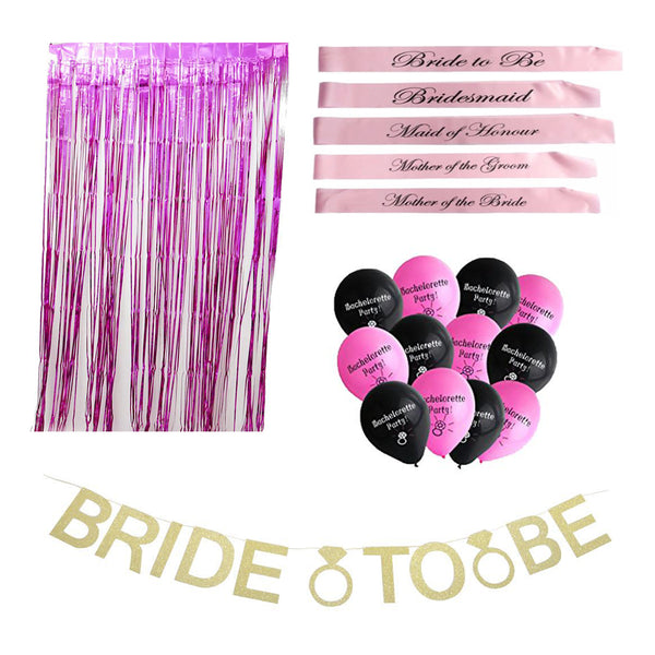 Bachelorette Tribe Party Set
