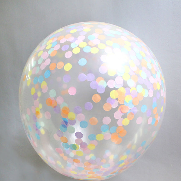 "DIY Partyfetti Jumbo Confetti Balloon 36"" (Pack of 1)"