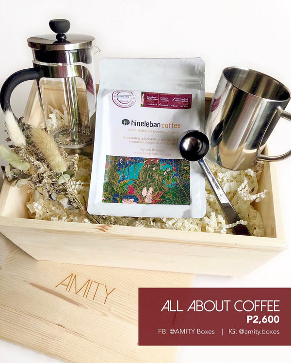 All About Coffee Box