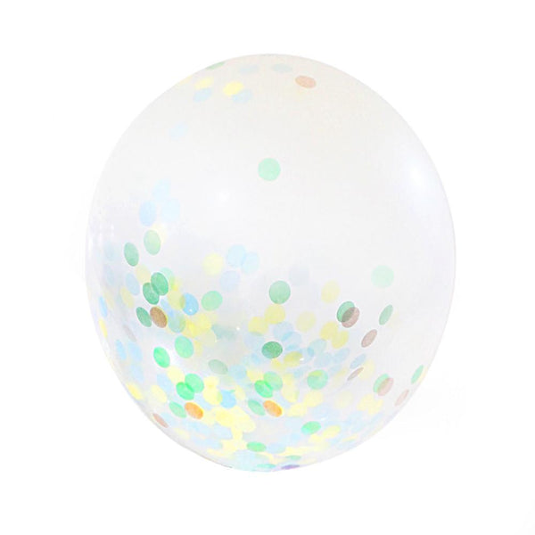 "Four Seasons Confetti Jumbo Balloon 36"" (Pack of 1)"