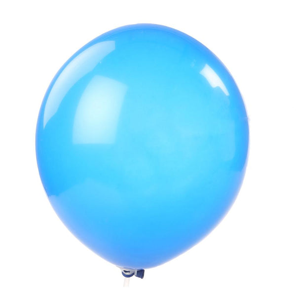 Plain Blue   (Pack of 10)