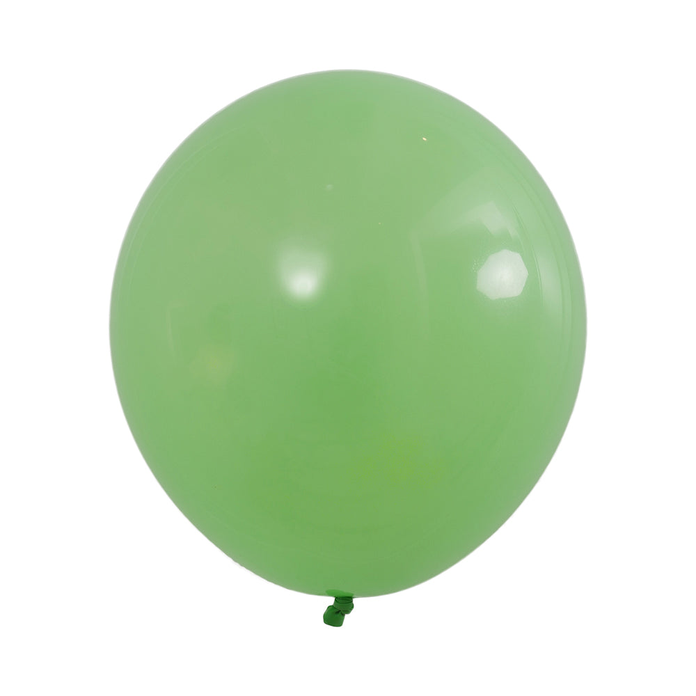 "Posh Lime Green Pearl 12"" (Pack of 10)"