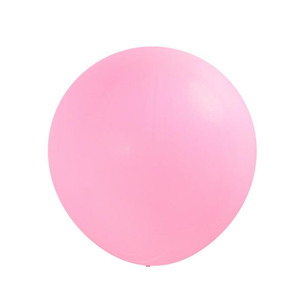 "Jumbo Mumbo Balloon Pink 36"" (1 ct)"