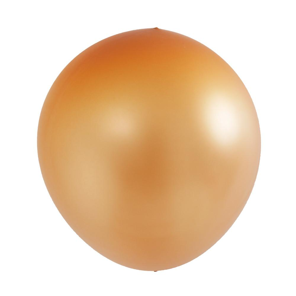 "Jumbo Mumbo Balloon Gold 40"" (1 ct)"
