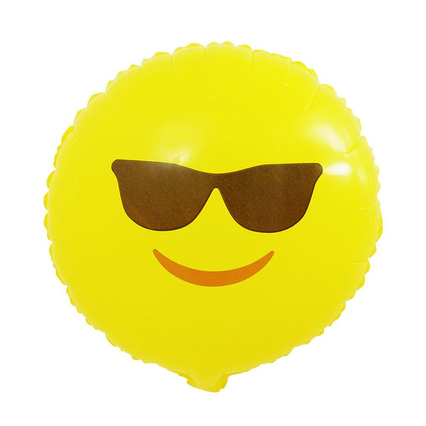 "Cool Kiddo Emoji 18"" (nylon)"