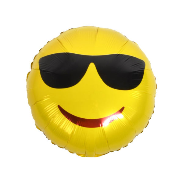 "Cool Kiddo Emoji 18"" (foil)"