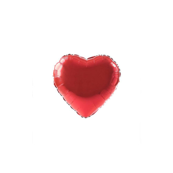 Red Happy Heart 10""