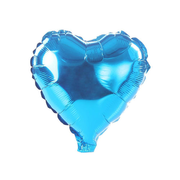 Blue Happy Heart 24""