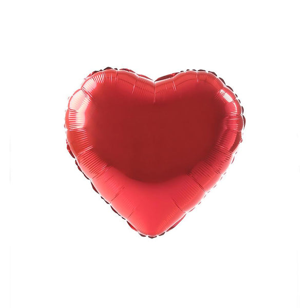Red Happy Heart 24""
