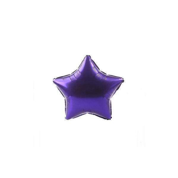 Purple Twinkle Star 10""
