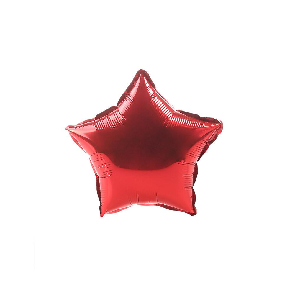 Red Twinkle Star 18""
