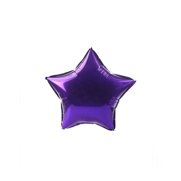 Purple Twinkle Star 18""