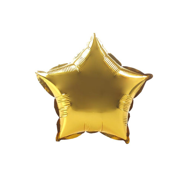 Gold Twinkle Star 24""
