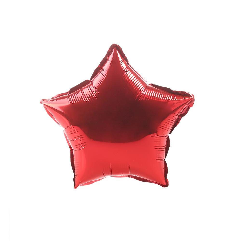 Red Twinkle Star 24""