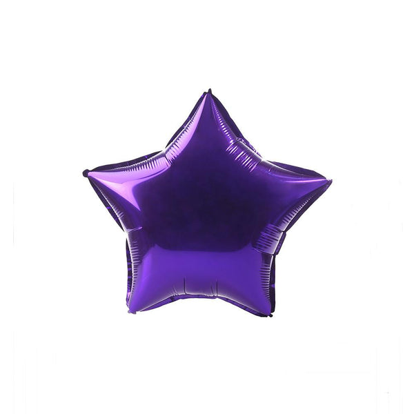 Purple Twinkle Star 24""