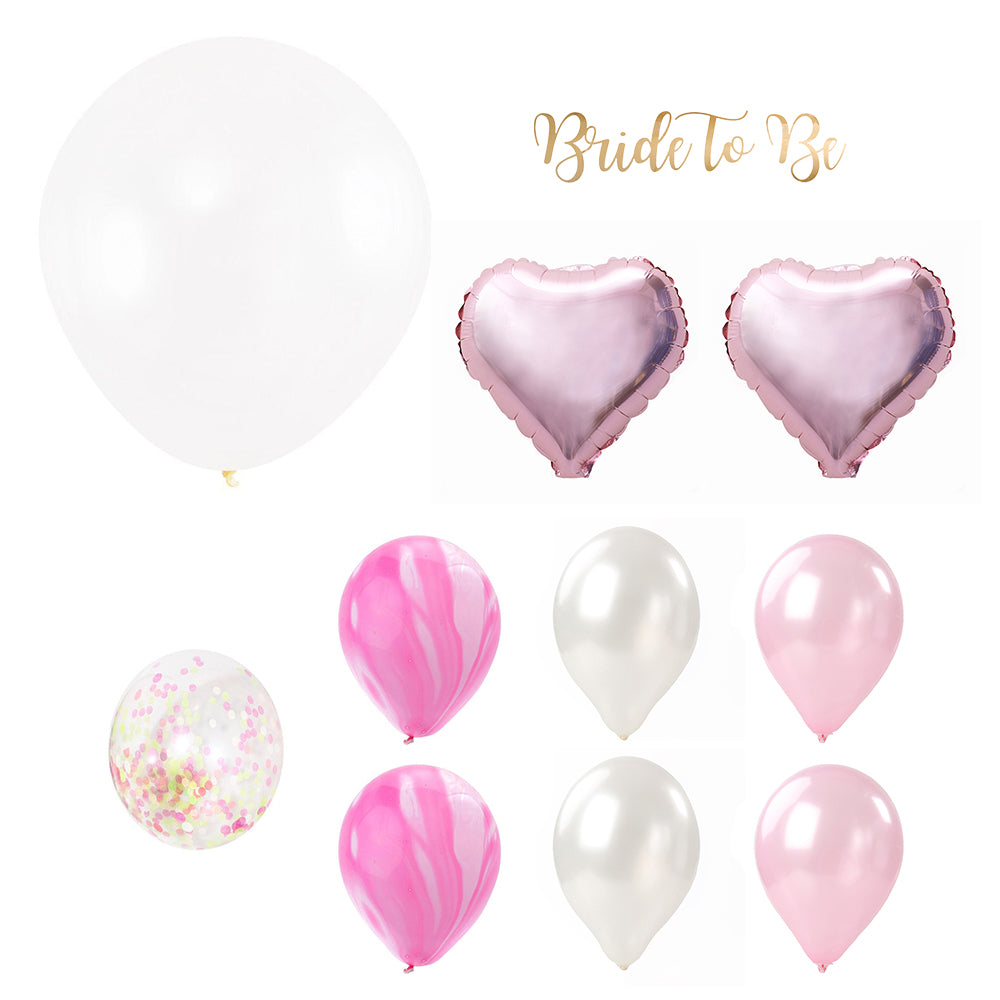 Bride To Be Word Party Set (Big)