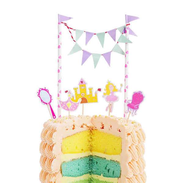 Princess Dreams Cake Topper
