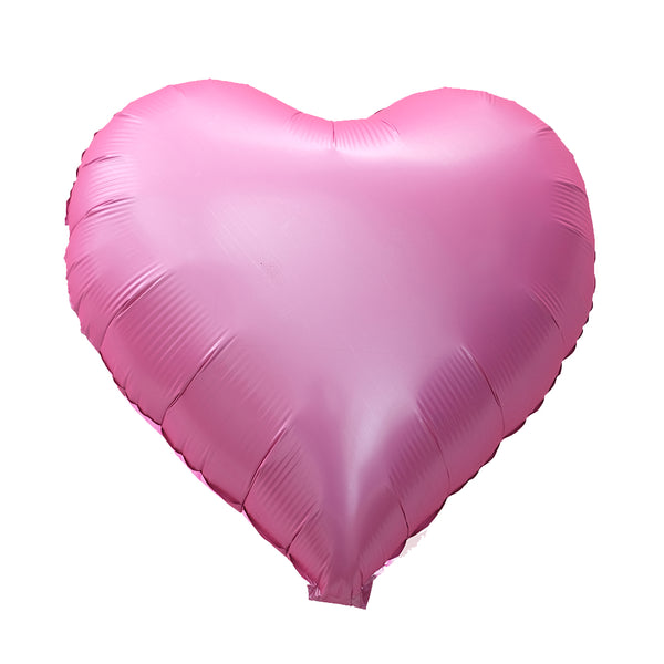 Pastel Pink Happy Heart (medium)