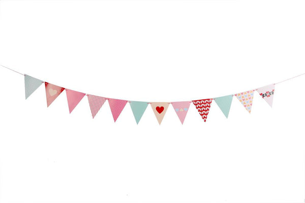 LoveLove Party Flags