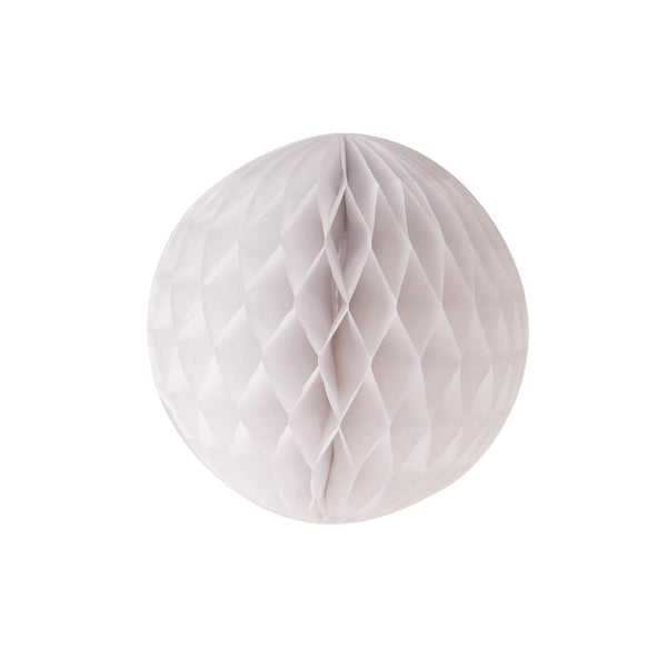 "Honeycomb Ball 4""  -  White"