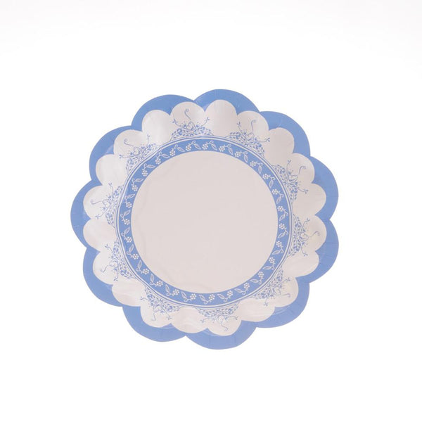 High Tea Time Plates 17cm B (Pack of 12)