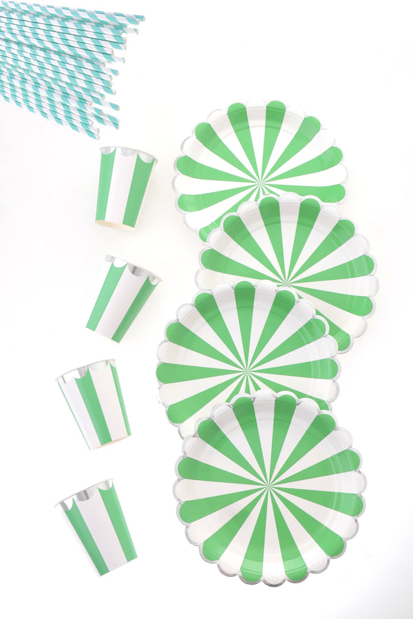 Carousel Green Tableware Bundle