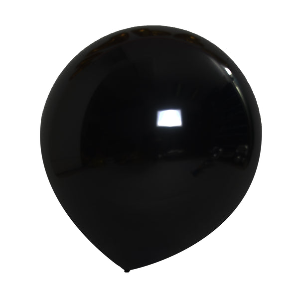 "Jumbo Mumbo Balloon Black 40"" (1 ct)"