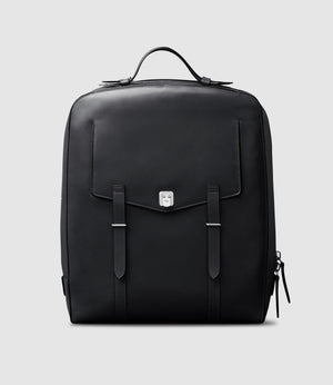 Rider Backpack Atelier Calfskin Black
