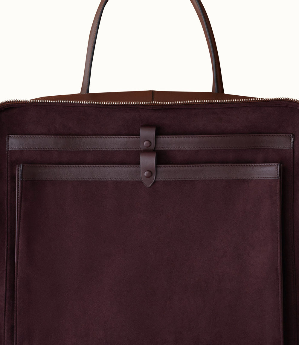 Le Grand Voyage Three to Five Night Bag Signature Canvas From Dusk Till Dawn