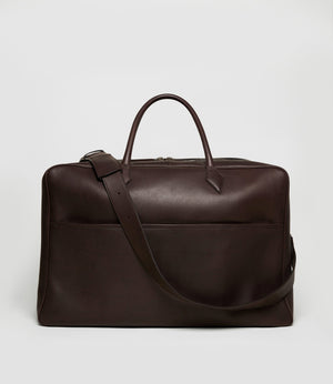 Closer Weekend Bag Natural Calfskin Cafe