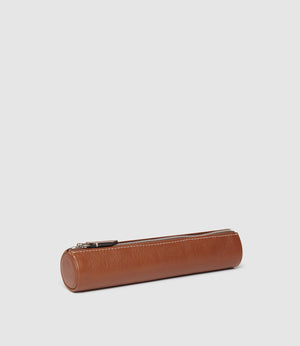Pencil Case Buffalo Cognac