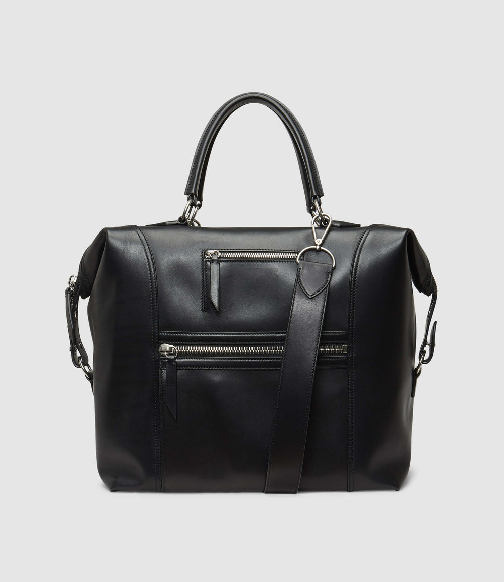 Vagabond All Day Bag Atelier Calfskin Black