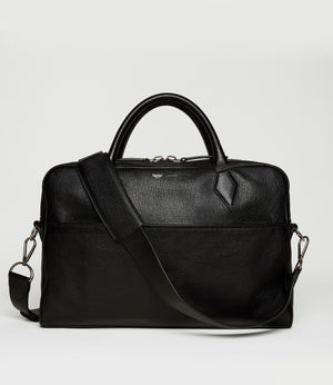 Closer Slim Briefcase Buffalo Black