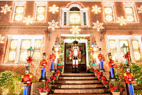 The Dyker Heights Christmas Lights