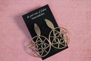 Golden Ever Chic Earrings